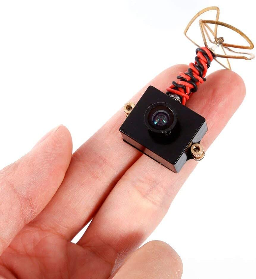 Accessories 5.8G 48CH 25MW VTX 1000TVL FPV Camera Built-in Transmitter for FPV RC Mini QX 95 110 80 Q100 Quadcopter Indoor