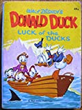 Walt Disney's Donald Duck : Luck of the Ducks (A Big Little Book)