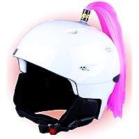Crazy Ears Helm-accessoires vlechten. ski-oren geschikt voor skihelm motorhelm fietshelm en nog veel meer. Helmdecoratie…