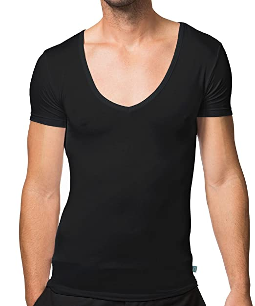 19f669df13d08b Collected Threads Men s jT Modal Invisible Undershirt at Amazon Men s  Clothing store