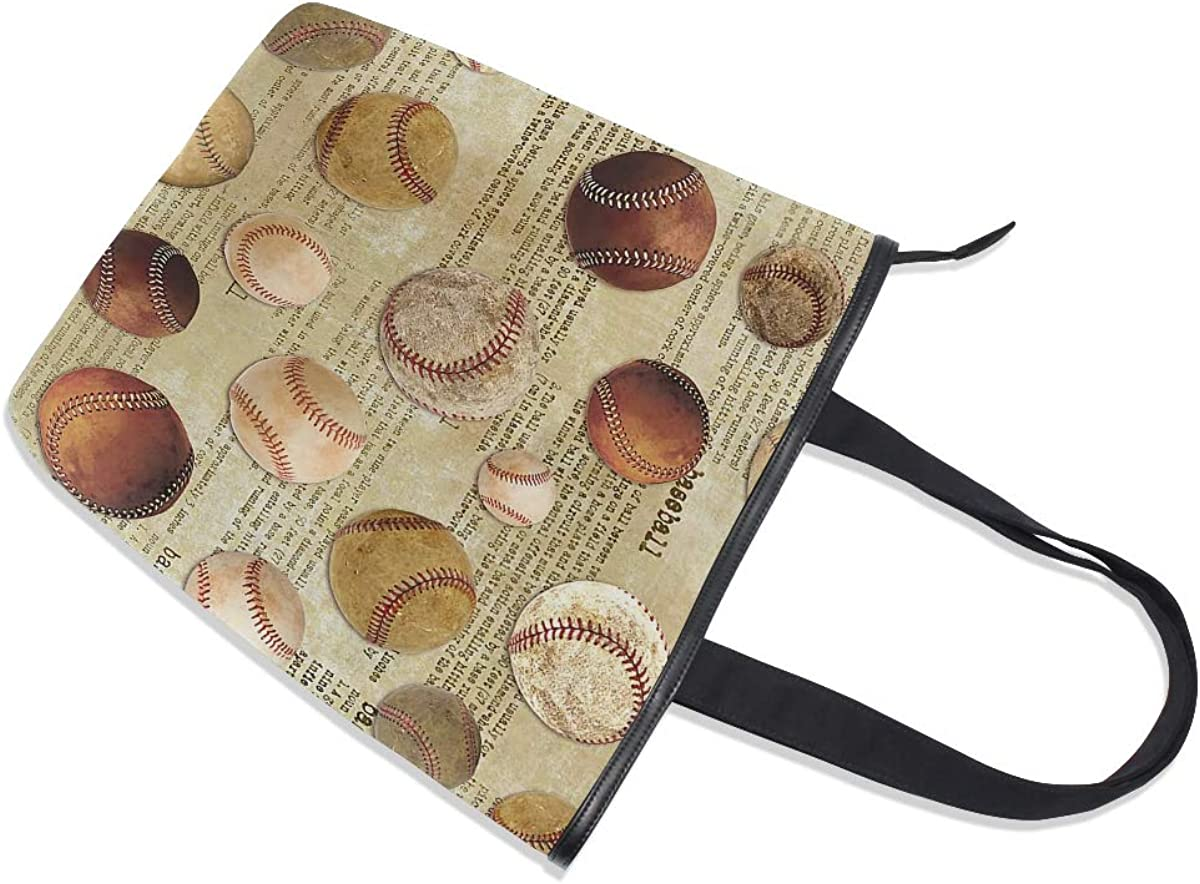 Cute Fox Canvas Top Handle Tote Bag Shoulder Bag Handbag for Women