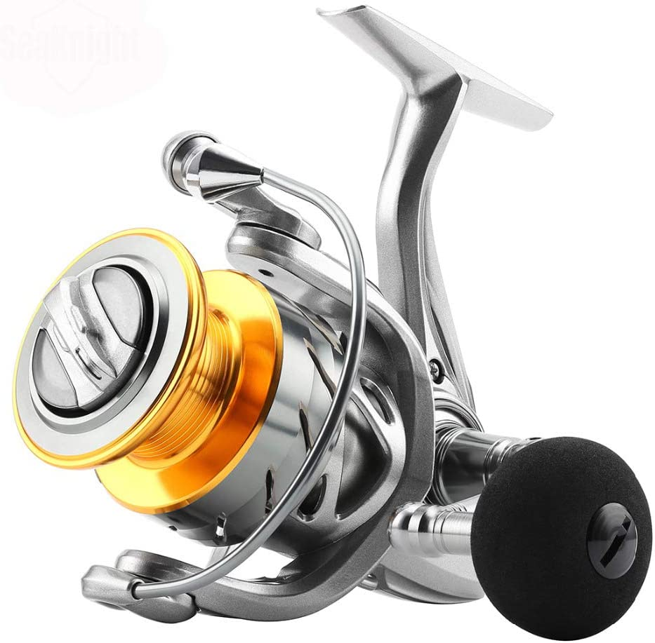 1 11BB Anti-Korrosions-Angelrolle Max Drag 15kg GMtes Rapid Meersalzwasser-Spinnrolle Carbon Drag System 6.2 1 4.7