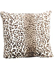Nielsen kussenhoes Lana Leopard 50x50 natural 401056