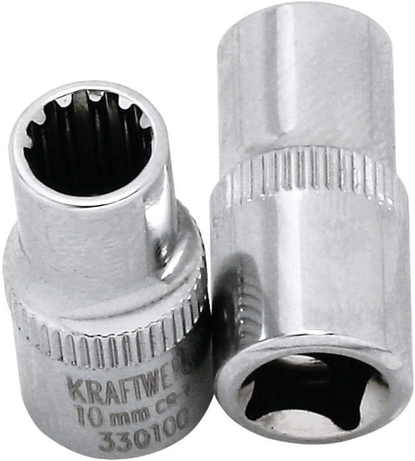 KRAFTWERK 330270 Vaso Combi 27 mm insercion 1//2