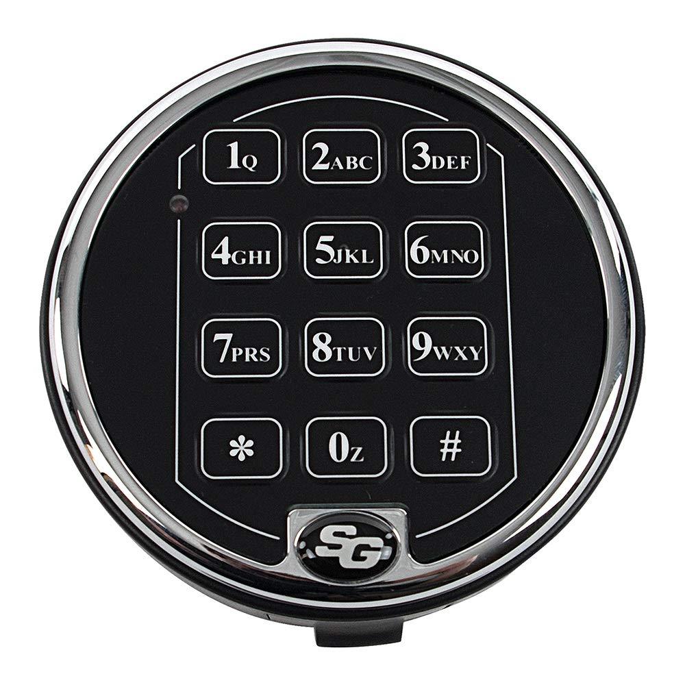 Sargent & Greenleaf S&G Model 2006-102 Titan PivotBolt Electronic Safe Lock