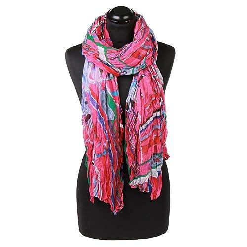 Inoxidable XL bufanda pañuelo Diseño Mix estola Pañuelo paño de Koss Berg 55287