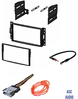 Amazon.com: Stereo Install Dash Kit gm-k380 Chevy Uplander 05 2005 on double din gauges, double din trim, double din housing, double din dimensions, double din computer, double din screws,
