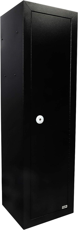 Golval CB-4036 Steel 10-Gun Security Gun Cabinet, Black