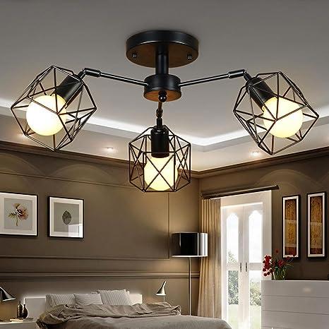 sale retailer 95e49 f30bc DMMSS Modern Living Room Roof Led Ceiling Lamp Lighting ...