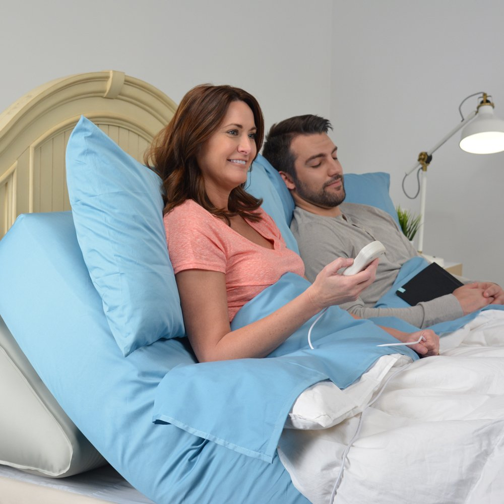 Mattress Genie Adjustable Bed Wedge, 57 Series