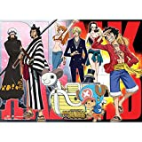 One Piece Punk Hazard Wallscroll Anime Posters