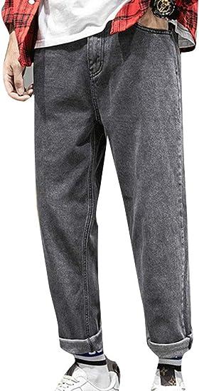 [ネルロッソ] ロングパンツ メンズ デニム ジーンズ ゆったり ボトムス ワイド ズボン チノパン 大きいサイズ 正規品 cmy24466