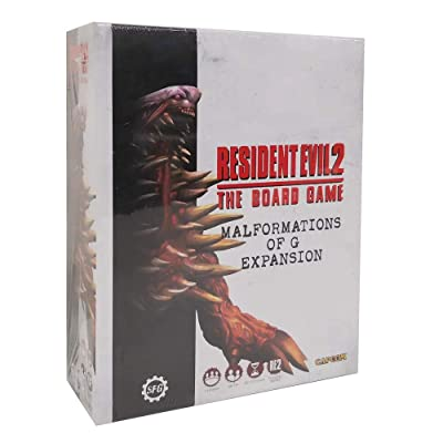 Resident Evil 2: Malformations of G Core Expansion: Toys & Games