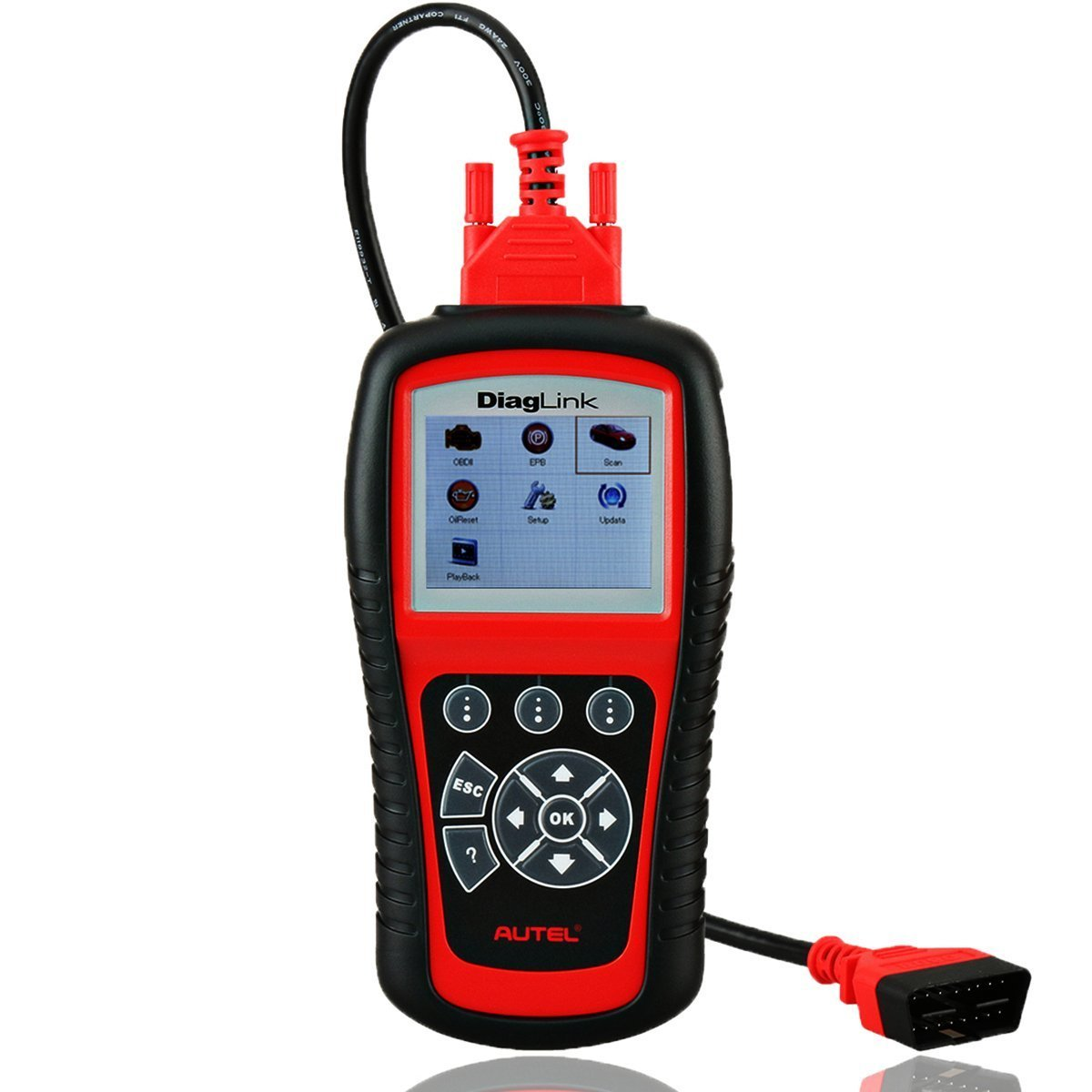 Autel OBD-2-Diagnosegerät Diaglink, Heim-Version des MD802 ...