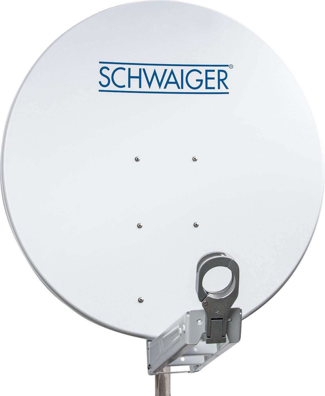 Schwaiger SPI085PW011 - Antena parabólica offset (aluminio ...