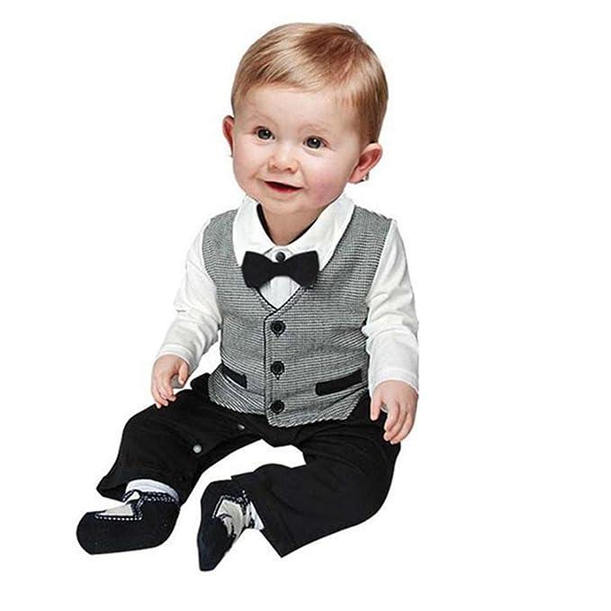 RETUROM El bebé Ropa de la Blusa, Tan Hermoso BebÉ Formal del Partido del Bautizo
