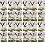 Bell Rock Jerky Dog Treats Roasted Chicken 6Lbs (24 x 4oz)