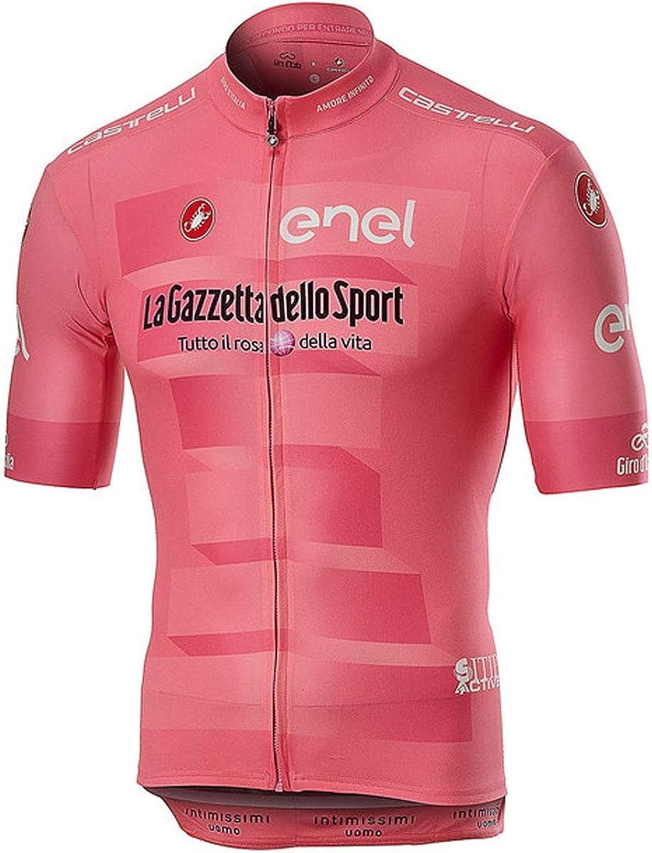 CASTELLI – Camiseta de Ciclismo para Hombre #Giro102 Squadra Jersey, Hombre, 9510202: Amazon.es: Ropa y accesorios