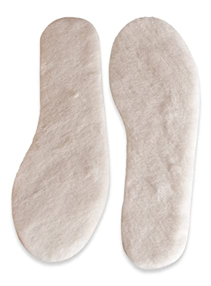 Premium Quality Genuine Insoles - Sheepskin Or Lambswool - Adults / Childrens Sizes Available