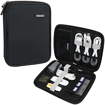 29d6ad3bed Amazon.com  Universal Cable Organizer Bag