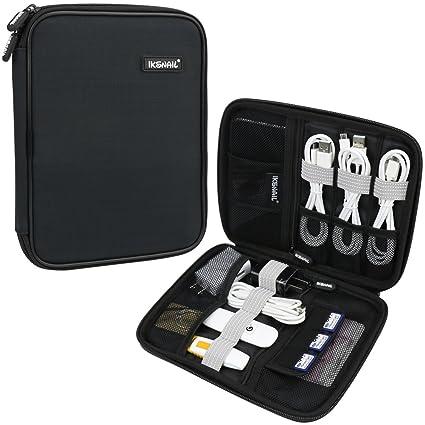 f94b5cccae Amazon.com  Universal Cable Organizer Bag