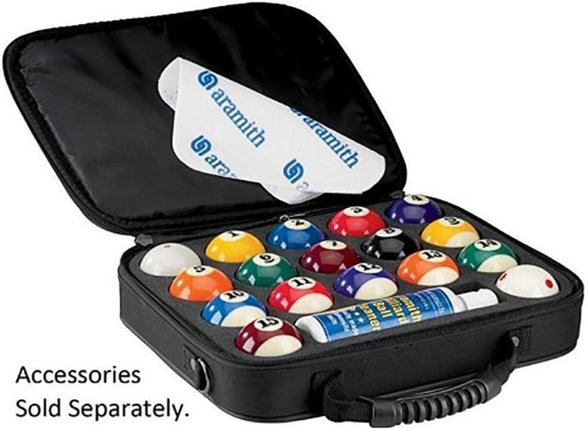 Billiard Depot Nylon Billiard Pool Balls Carrying Travel Case