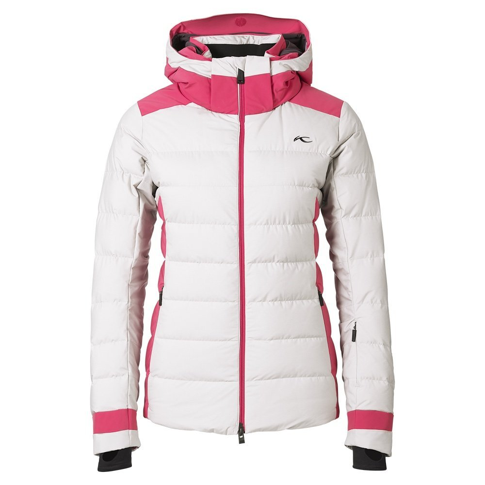 古典 Kjus Snowscape Womens Insulatedスキージャケット Womens B01FYBSN12 10|String Melange/Geranium String Melange/Geranium 10 Melange/Geranium 10, 野田村:8c1437f8 --- pizzaovens4u.com
