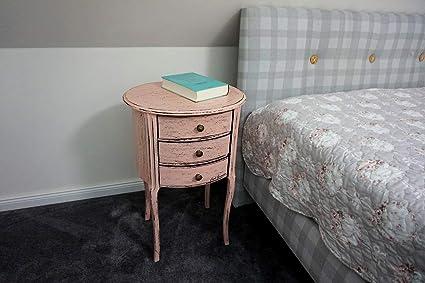 Diseño de noche cama de Mesa con somier – Cómoda BT de 3 ...