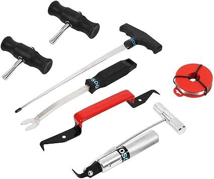 Filo da taglio per parabrezza kit strumenti di rimozione parabrezza auto