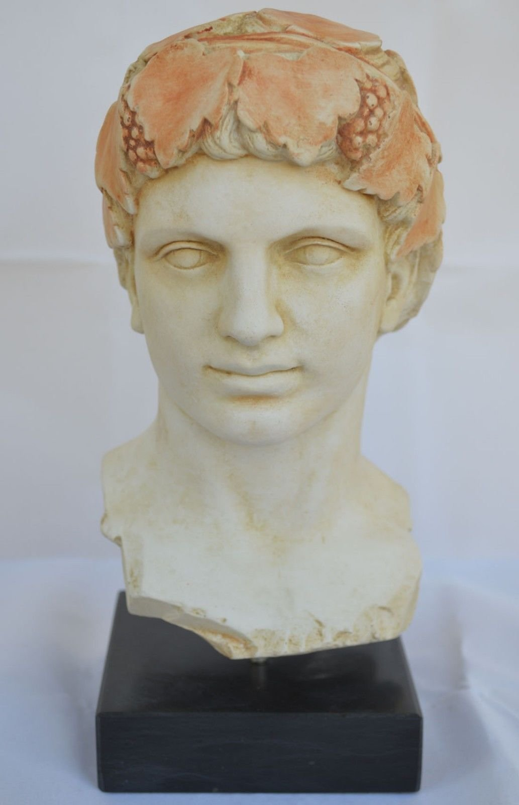 Dionysus Bust - Dionysos God of Wine- Ancient Greece