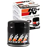 K&N Premium Oil Filter: Designed to Protect your Engine: Fits Select BUICK/CHEVROLET/DODGE/GMC Vehicle Models (See…