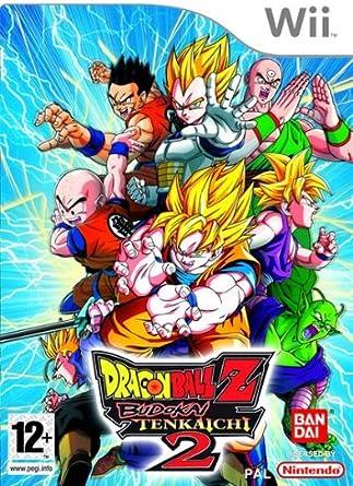 Dragon Ball Z Budokai Tenkaichi 2: Amazon.es: Videojuegos