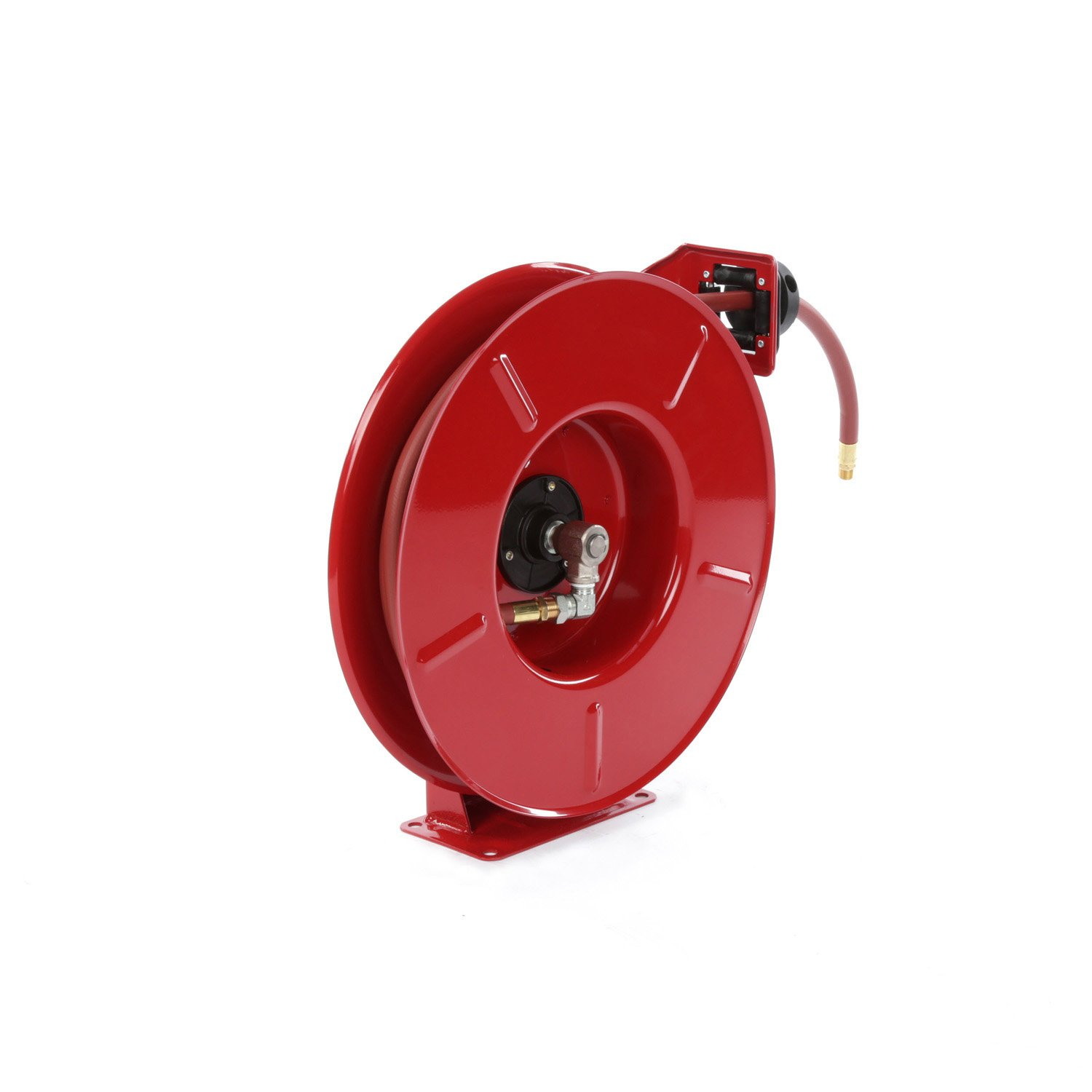 Heavy Duty Spring Rewind Hose Reel, 3/8'' x 70' 300 PSI by Reelcraft (Image #3)