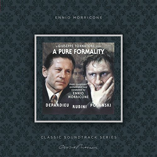 PURE FORMALITY O.S.T. - A Pure Formality