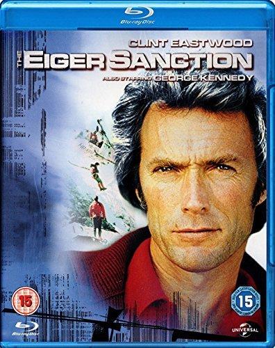 The Eiger Sanction Blu-Ray (Region Free)