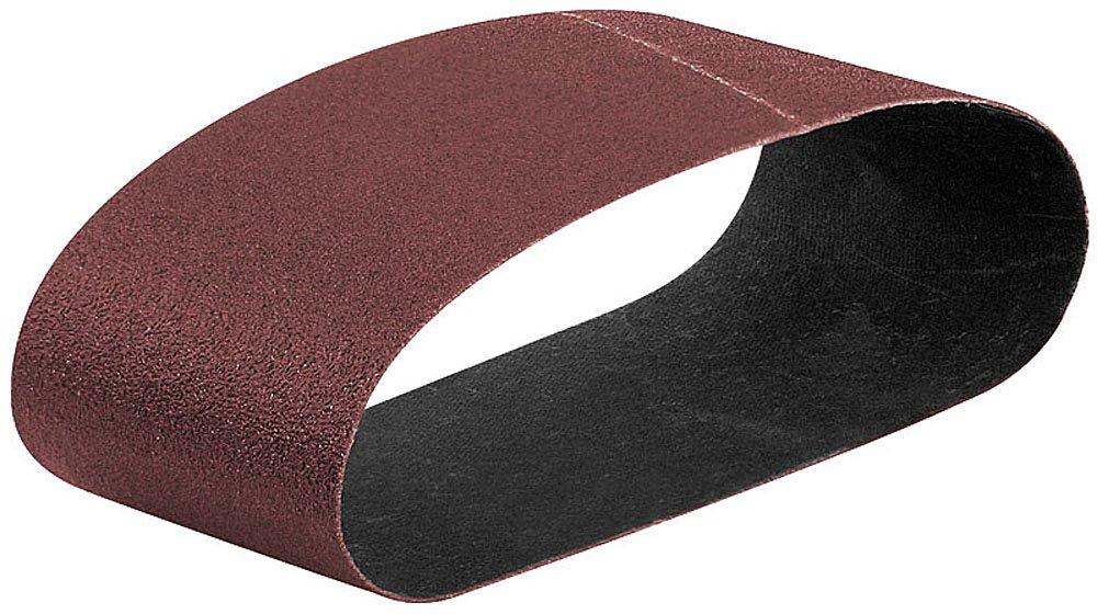 A&H Abrasives 165185, Sanding Belts, Aluminum Oxide, (x-Weight), 2-1/2x14 Aluminum Oxide 50 Grit Sander Belt, 10-Pack