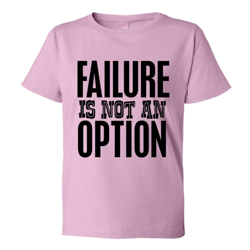 Amazon.com: Womens Failure Is Not An Option Motivational ...