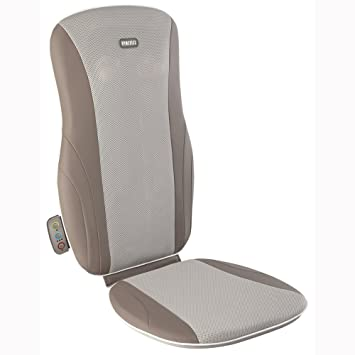 Amazon.com: HoMedics Shiatsu masajeador con calor: Health ...
