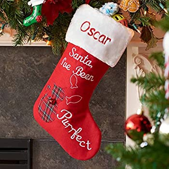 DIBSIES Personalization Station Purr-sonalized Cat Stocking (Purrfect Cat)
