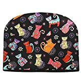 Blue Moon Teapot Tea Cozy Happy Cats Tea Cozy Double Insulated Teapot Tea Cozy