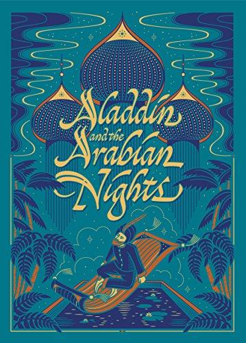 The Arabian Nights (Barnes & Noble Leatherbound Children's Classics)
