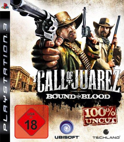 Ubisoft Call Juarez PS3 Videogame Software product image