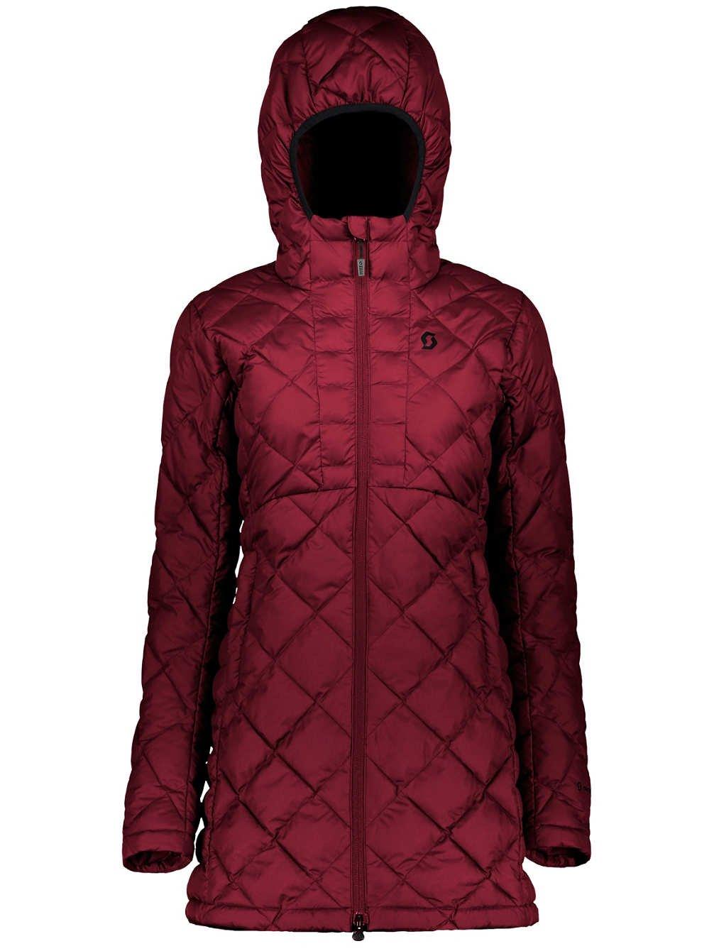 Scott 2619960001 – Chaqueta de esquí para mujer mahogany red melange L