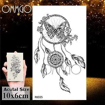 Love Girl tatuajes temporales pegatina parte del cuerpo tatuaje ...