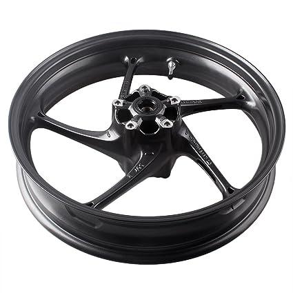 Amazoncom Gzyf Front Wheel Rim Fit Triumph Daytona 675rstreet
