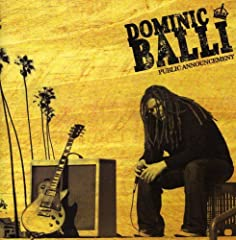 """With a signature flat-pick guitar line and a triumphant cry, singer extraordinaire Dominic Balli bursts on the scene with """"Rebel Movement"""", the militant cry of a revolutionary. This explosive song kicks off Public Announcement, a stunning sol..."""