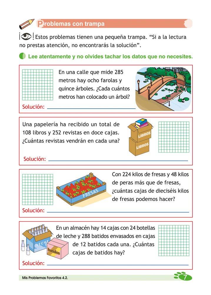 Mis Problemas Favoritos 4.2: José Martínez Romero: 9788484911173: Amazon.com: Books