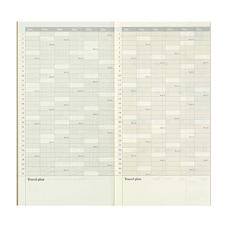 Amazon.com: Travelers 14408006 - Recambio para cuaderno de ...