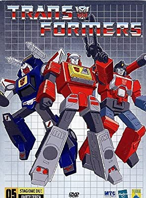 Transformers #05 - Stagione 02 #03 (Eps 42-53) (2 Dvd)
