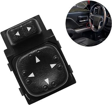 Driver Mirror Switch for 2000-2002 Chevrolet Silverado Sierra Suburban Tahoe OEM# 19259975